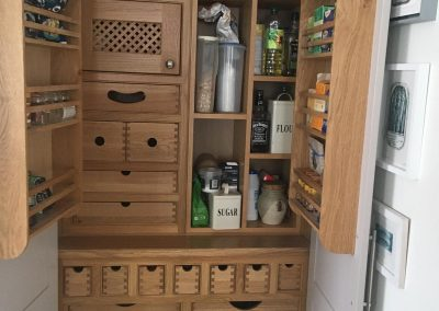 1 - Kitchen Cupboard